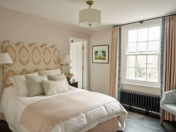 Traditional Bedroom by Lisette Voute Designs