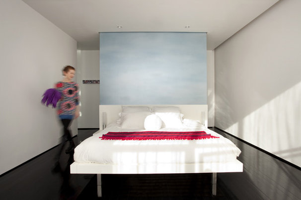 Contemporary Bedroom by Stern McCafferty