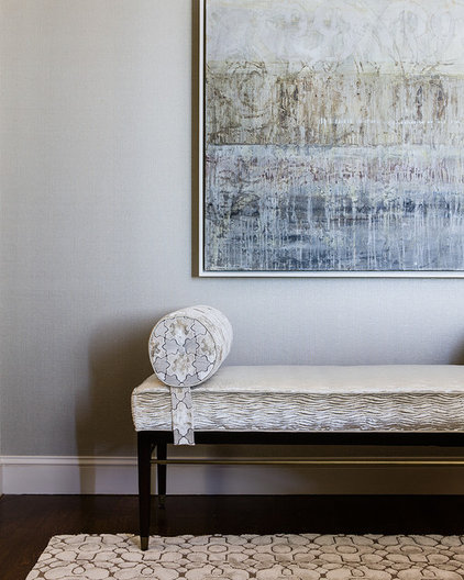 Contemporary Bedroom by Terrat Elms Interior Design