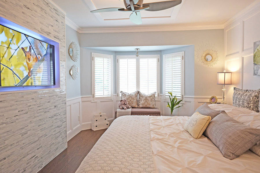 Class act Master Bedroom