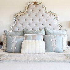 Traditional Bedroom by Traci Connell Interiors