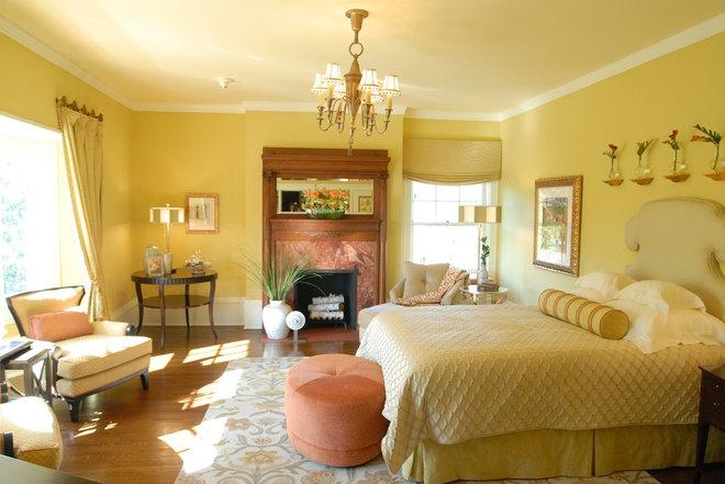 Traditional Bedroom by Fringe Home Design