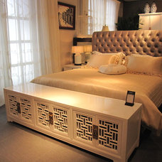Asian Bedroom by Chine Gallery
