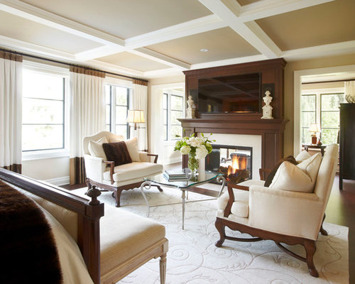 Coffered Ceiling 9 Ft Home Design Ideas Pictures Remodel