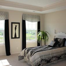 Eclectic Bedroom by Emily Hendricks Walter