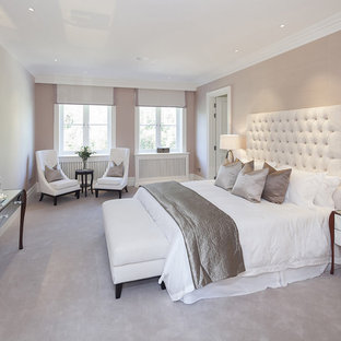 Taupe Bedrooms Houzz