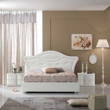 Classic Italian Bed / Bedroom Set Opera by Spar - $3,085.00