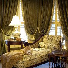 Traditional Bedroom by Fernandez & True Interiors