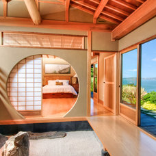 Asian Bedroom by Decker Bullock Sotheby's International Realty