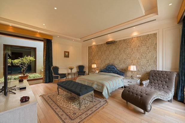 American Traditional Bedroom by 42 MM ARCHITECTURE
