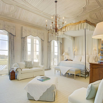Classically inspired Seaside Estate in Ponte Vedra Beach, FL