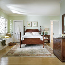 Traditional Bedroom by Stickley Furniture