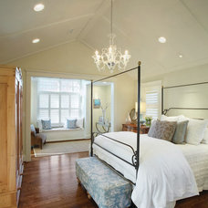 Traditional Bedroom by Michael Lauren Development LLC
