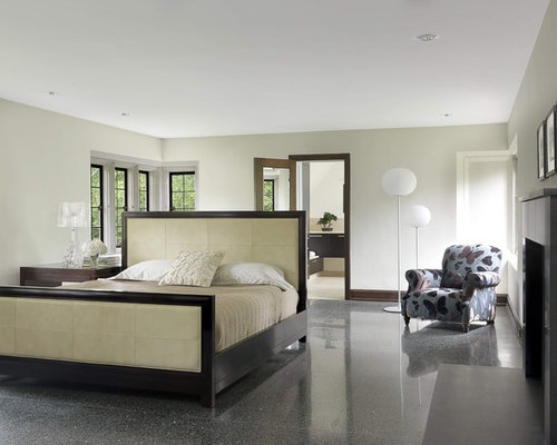 Bed In Middle Of Room Design Ideas Amp Remodel Pictures Houzz