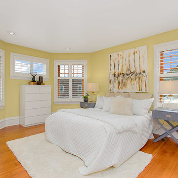 Clean & Modern Seattle Staging