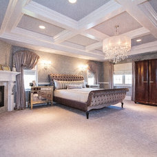 Traditional Bedroom by Trade Mart Interiors