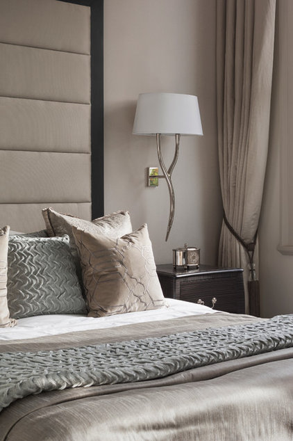 Traditional Bedroom by Alexander James Interiors