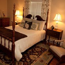 Traditional Bedroom by Westlake Design Studio