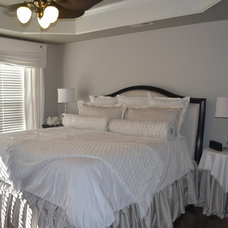 Traditional Bedroom by PJ's Designs