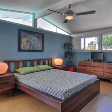 Midcentury Bedroom by Better Living SoCal
