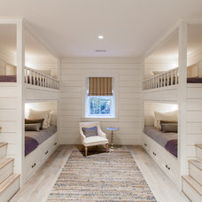 Beach Style Bedroom by Jonathan Raith Inc.