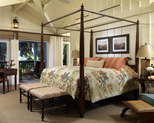 British Colonial Bedroom Home Design Ideas Pictures Remodel And Decor