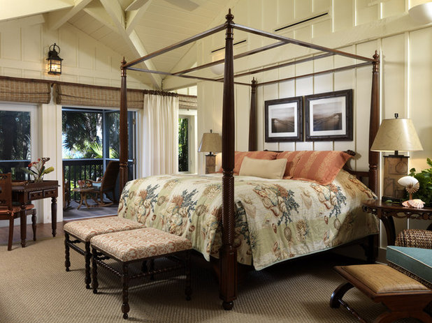 Get the look british colonial style - White colonial bedroom furniture ...