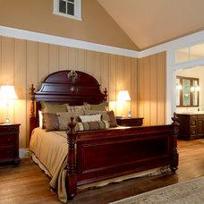 Traditional Bedroom by BlueStone Construction, LLC