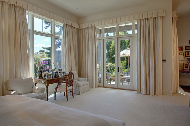 Curtains Ideas bedroom drapes and curtains : How Low Should Your Drapes Go?