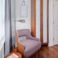 Contemporary Bedroom by John Bentley