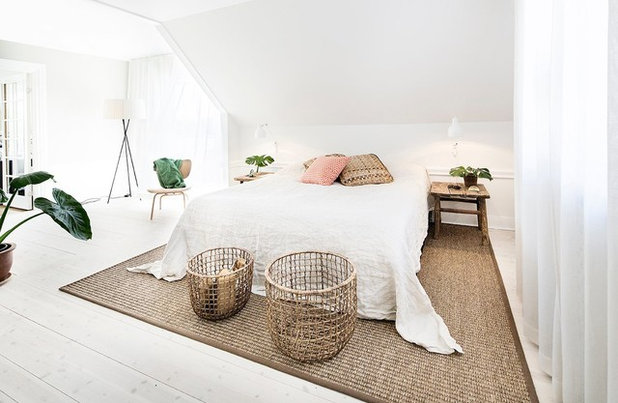 Beach Style Bedroom Coastal Bedroom