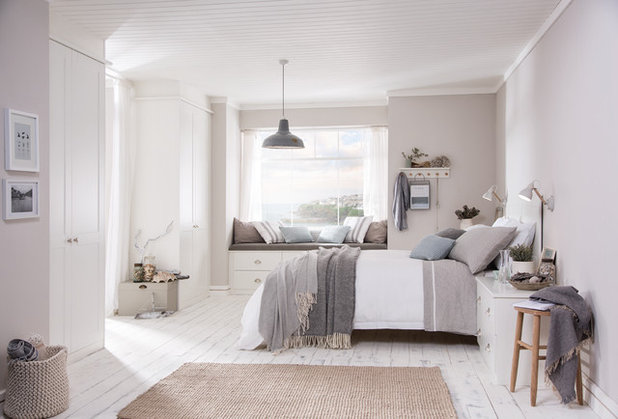 Coastal Bedroom by Sharps Bedrooms