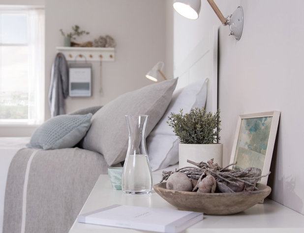 Beach Style Bedroom by Sharps Bedrooms