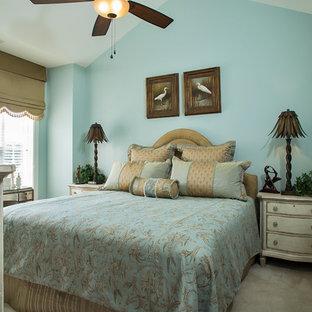 Exempel på ett exotiskt sovrum