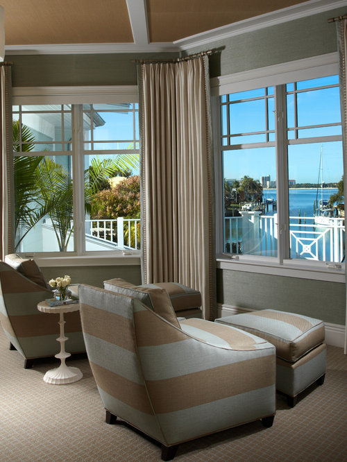 Coastal living davis island interior design for Island living interiors
