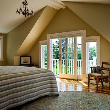 Coastal Maine Master Suite Addition