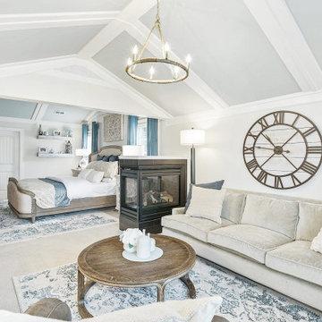 Coastal Master Bedroom Retreat