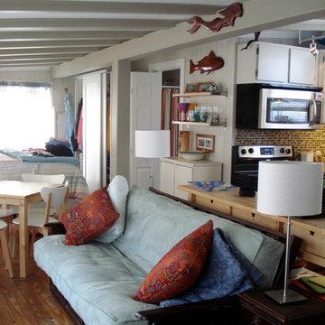 Coastal Studio Cabin