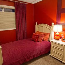 Modern Bedroom by Wen-Di Interiors