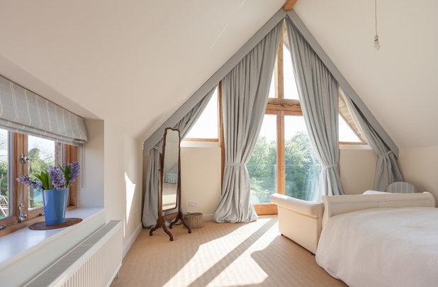 コンテンポラリー 寝室 by Millar Howard Workshop