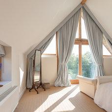 Contemporary Bedroom by Millar Howard Workshop