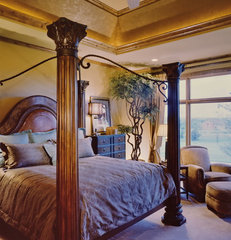 traditional bedroom by Coffey & Co. House of Interiors