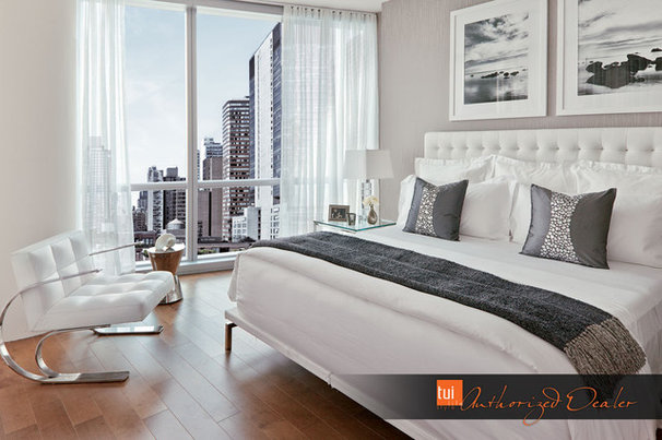 Modern Bedroom by Westhill Furnishings AD
