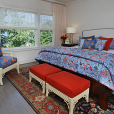 Traditional Bedroom by Urso Designs