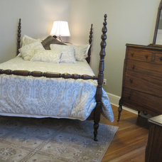 Traditional Bedroom by annazing spaces