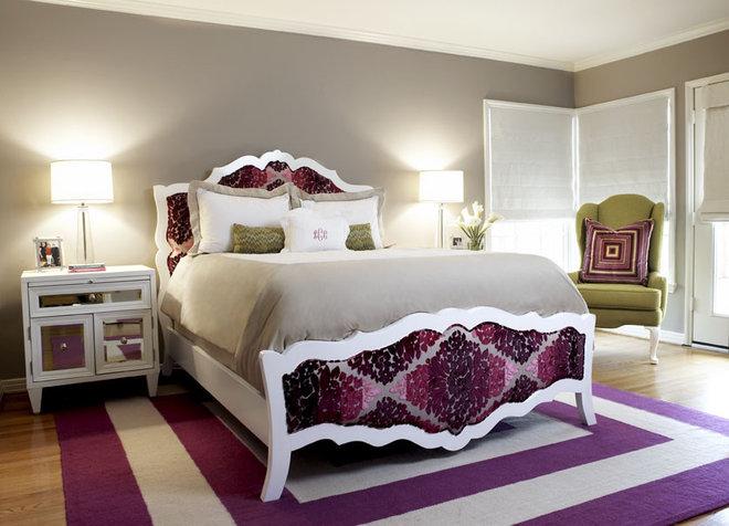 Contemporary Bedroom by Beth Dotolo, ASID, RID, NCIDQ