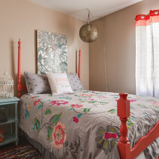 Eclectic Bedroom by Interiors By Janlee