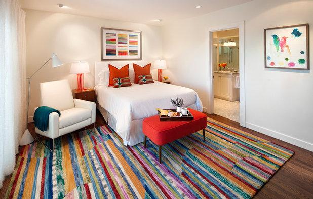 トラディショナル 寝室 by Keeping Interiors