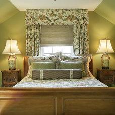 Traditional Bedroom by Kingsley Belcher Knauss, ASID