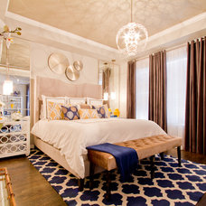 Contemporary Bedroom by Designer Premier